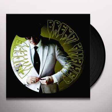 Brent Amaker GOODBYE Vinyl Record