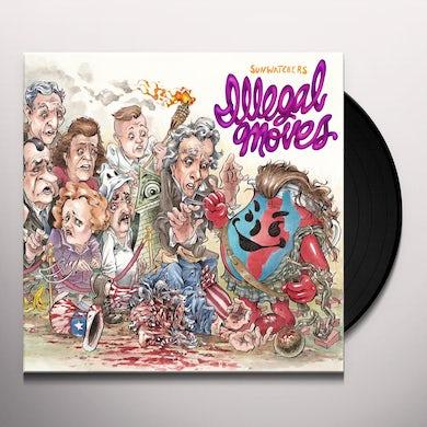 SUNWATCHERS ILLEGAL MOVES Vinyl Record