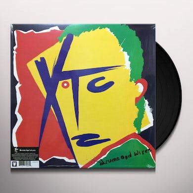 XTC DRUMS & WIRES Vinyl Record