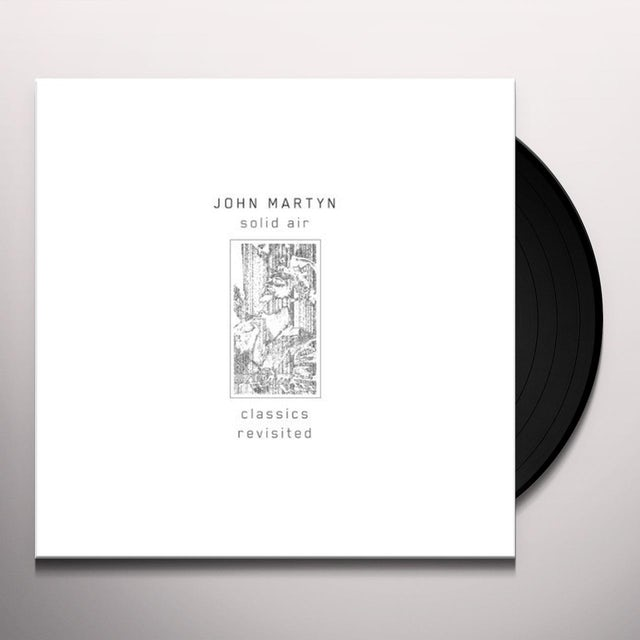John Martyn SOLID AIR CLASSICS REVISITED Vinyl Record