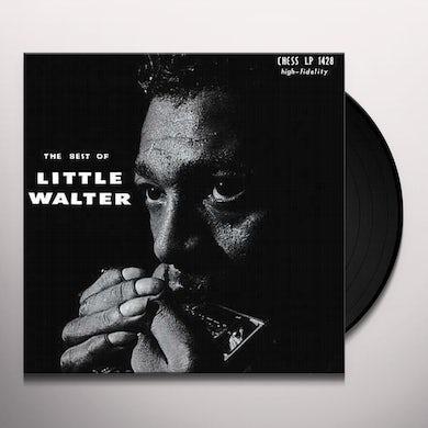 THE BEST OF LITTLE WALTER Vinyl Record