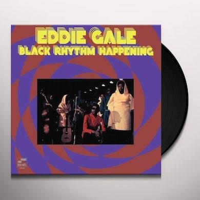 Eddie Gale BLACK RHYTHM HAPPENING Vinyl Record