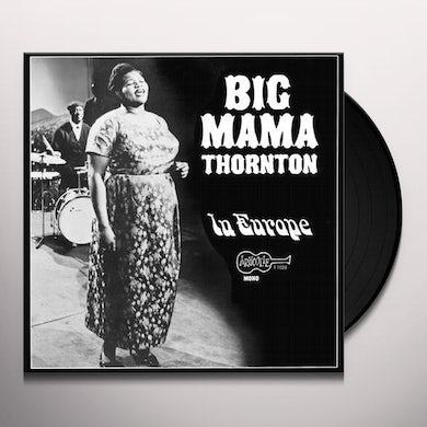 Big Mama Thornton LIVE IN EUROPE Vinyl Record