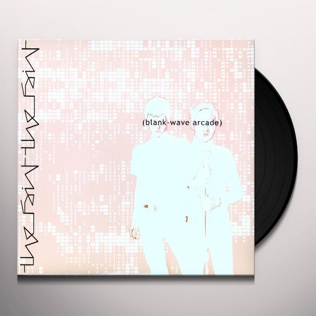 Faint BLANK-WAVE ARCADE Vinyl Record
