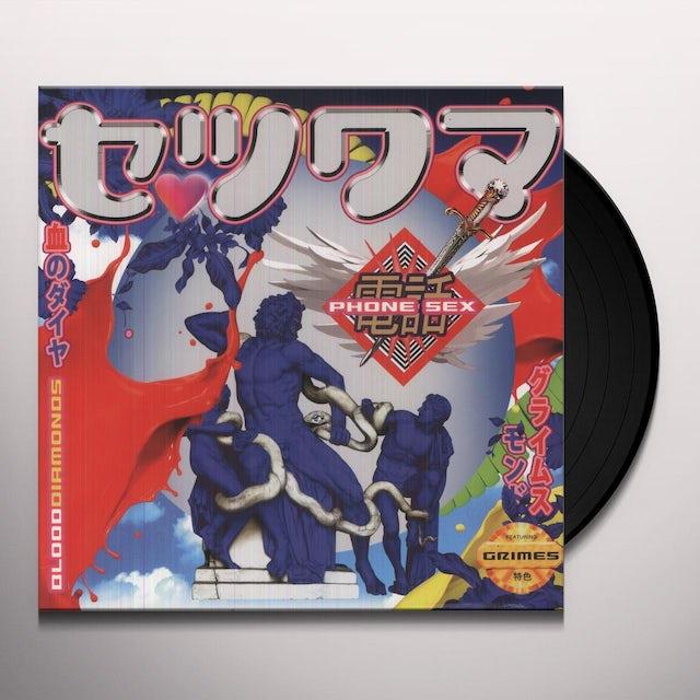 Blood Diamonds PHONE SEX Vinyl Record