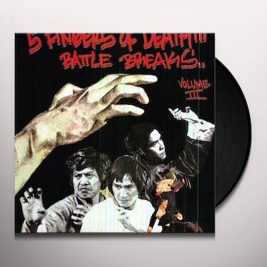 Five Fingers Of Death 3 (Vinyl)