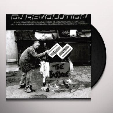Dj Revolution BACKONE Vinyl Record