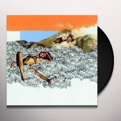 Man Man MAN IN TURBAN WITH BLUE FACE Vinyl Record