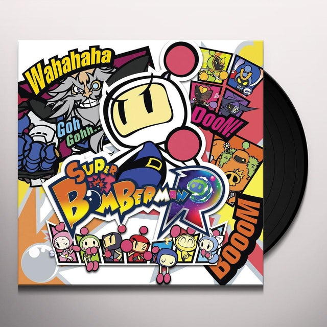 Super Bomberman / O.S.T.