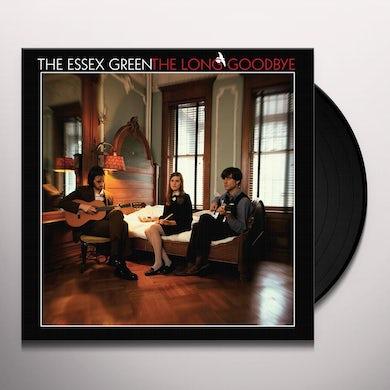 Essex Green THE LONG GOODBYE Vinyl Record