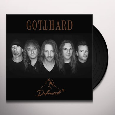 Gotthard DEFROSTED 2: LIVE Vinyl Record