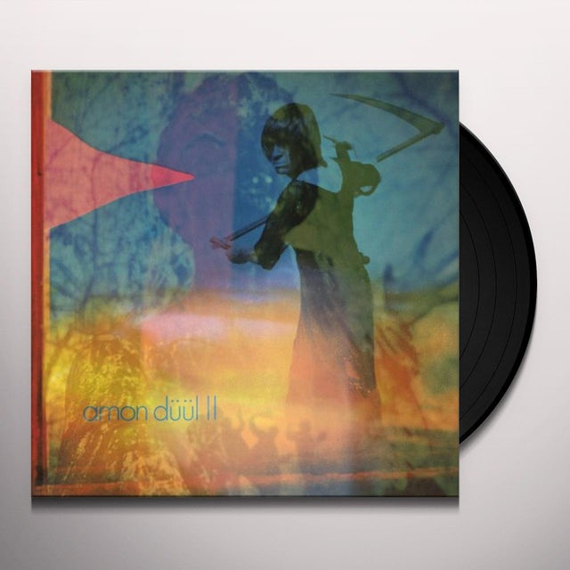 Amon Duul Ii YETI Vinyl Record