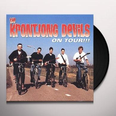 Krontjong Devils ON TOUR Vinyl Record