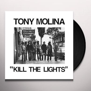 Tony Molina KILL THE LIGHTS Vinyl Record