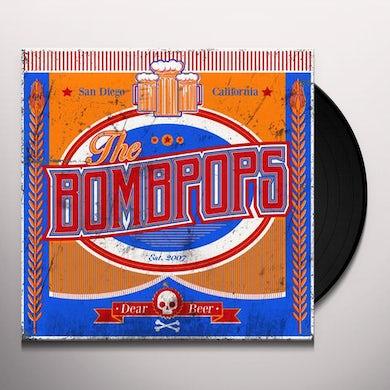 Bombpops DEAR BEER Vinyl Record