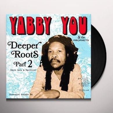 DEEPER ROOTS PART 2 Vinyl Record