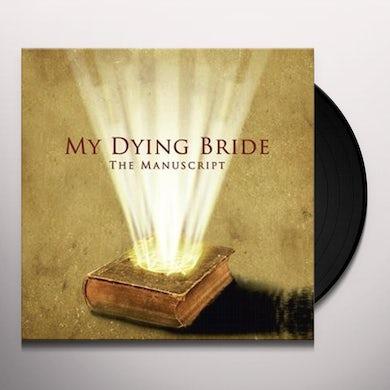 My Dying Bride  MANUSCRIPT-EP Vinyl Record