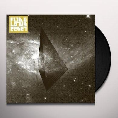 Flying Lotus RESET Vinyl Record