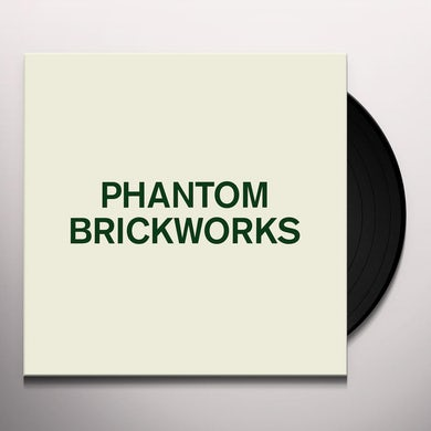 Bibio PHANTOM BRICKWORKS (IV & V) Vinyl Record