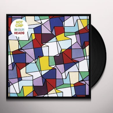 Hot Chip IN OUR HEADS Vinyl Record
