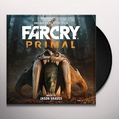 Jason Graves FAR CRY PRIMAL - Original Soundtrack Vinyl Record