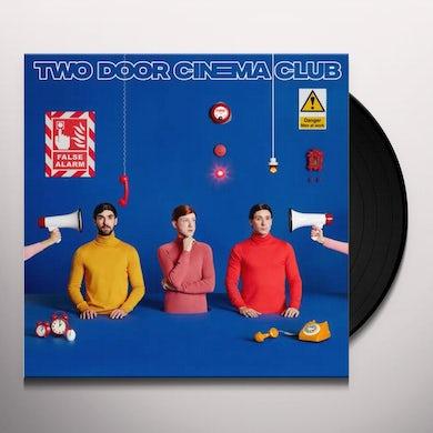 Two Door Cinema Club FALSE ALARM Vinyl Record