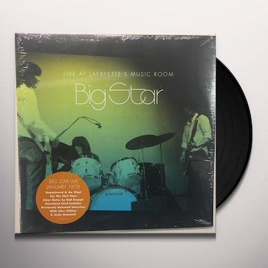 Live at Lafayette's Music Room-Memphis, TN Vinyl Record