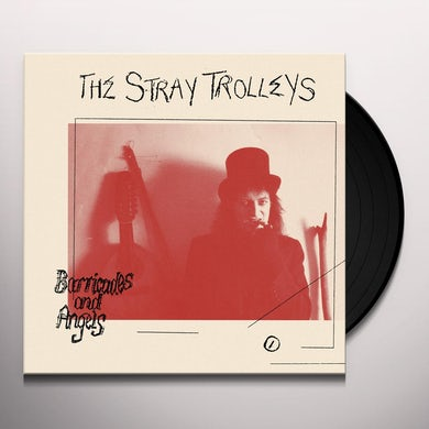 Stray Trolleys BARRICADES & ANGELS Vinyl Record