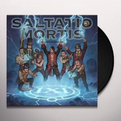 Saltatio Mortis DAS SCHWARZE EINMALEINS (Vinyl)