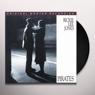 Rickie Lee Jones PIRATES Vinyl Record
