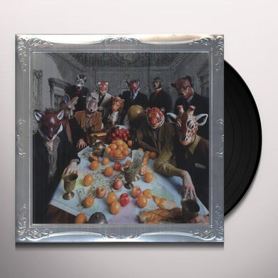 ANTIBALAS Vinyl Record