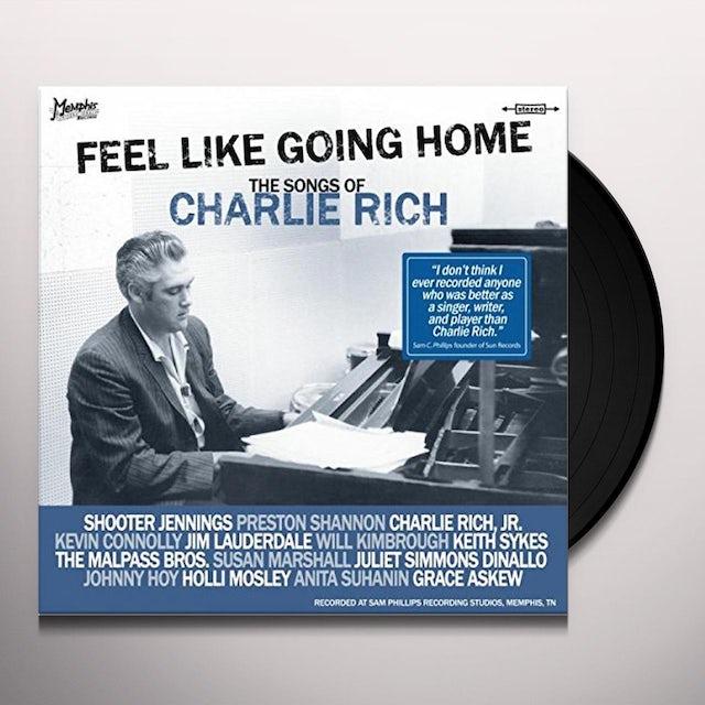 FEEL LIKE GOING HOME (SONGS OF CHARLIE RICH) / VAR
