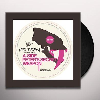 Tigerskin PETER'S SECRET WEAPON Vinyl Record