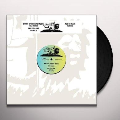 Max Romeo  BIRTH OF REGGAE MUSIC Vinyl Record