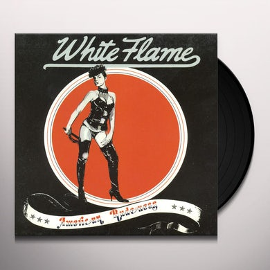 White Flame AMERICAN RUDENESS Vinyl Record