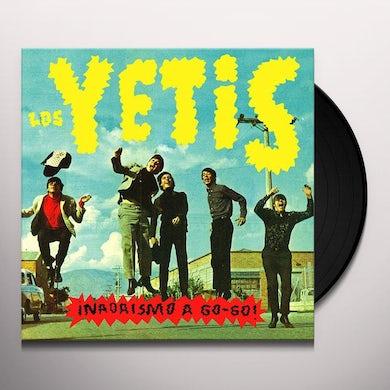 Yetis NADAISMO A GO-GO Vinyl Record
