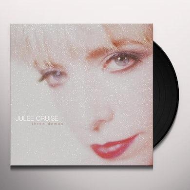 Julee Cruise THREE DEMOS Vinyl Record