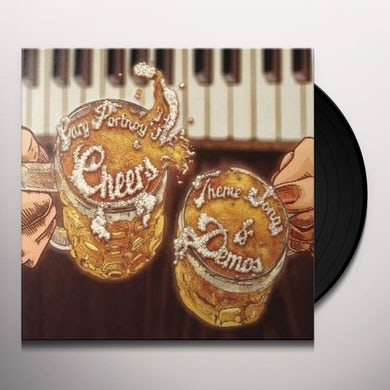 Gary Portnoy Cheers Theme Song & Demos (OST) Vinyl Record