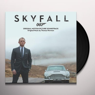 Thomas Newman SKYFALL - O.S.T. Vinyl Record
