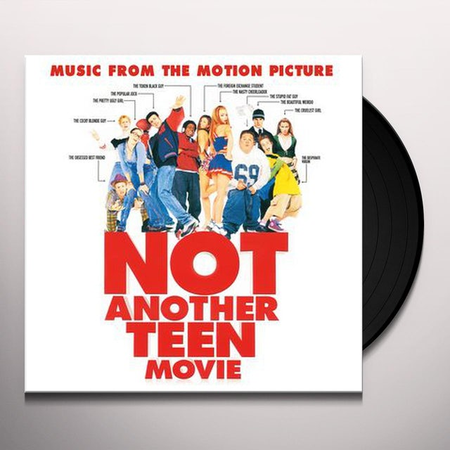 Not Another Teen Movie Soundtrack / Var