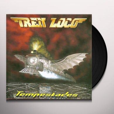 Tren Loco TEMPESTADES Vinyl Record