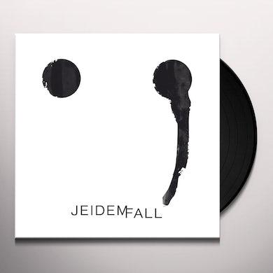 Tolouse Low Trax JEIDEM FALL Vinyl Record