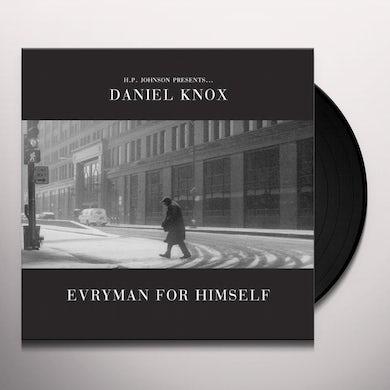 Daniel Knox EVRYMAN FOR HIMSELF Vinyl Record