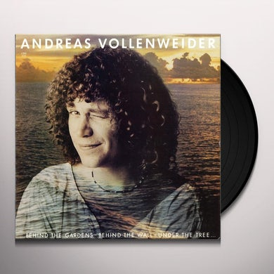 Andrea Vollenweider BEHIND THE GARDENS - BEHIND THE WALL - UNDER Vinyl Record