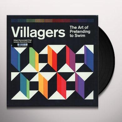 Villagers ART OF PRETENDING TO SWIM Vinyl Record