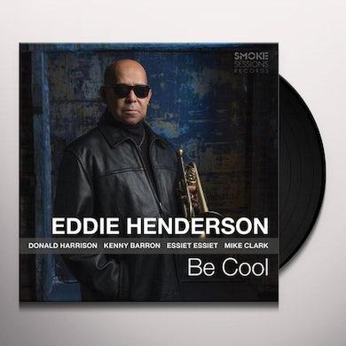 Be Cool Vinyl Record