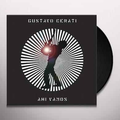 Gustavo Cerati AHI VAMOS Vinyl Record