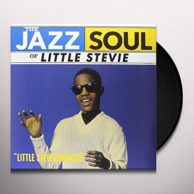 Stevie Wonder JAZZ SOUL OF LITTLE STEVIE (Vinyl)