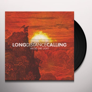 Long Distance Calling AVOID THE LIGHT Vinyl Record