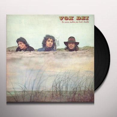 ES UNA NUBE NO HAY NADA Vinyl Record